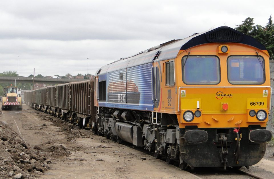 New GB Railfreight deal for biomass wagons | RailFreight com