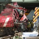 DB Cargo accident Barendrecht, image: ANP