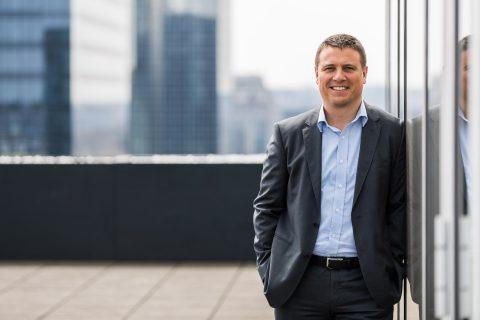 Geert Pauwels, CEO of Lineas (B Logistics)