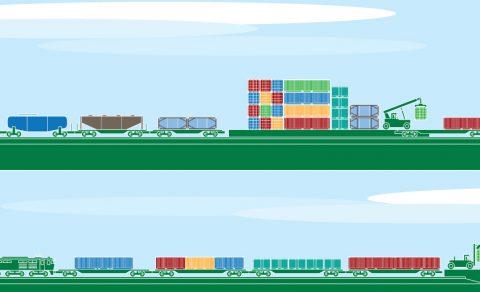 Graphic: DB Cargo
