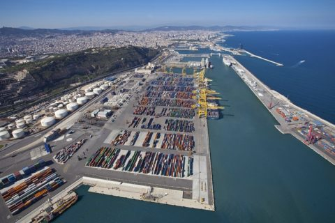 Image: Port of Barcelona