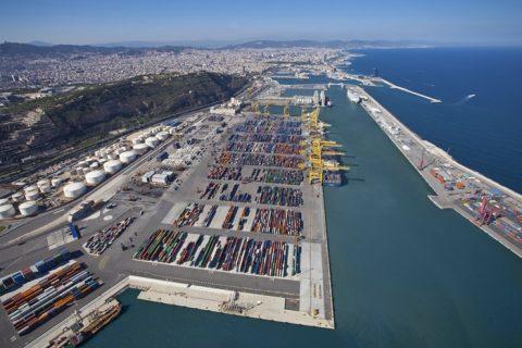 Image: Port of Barcelona