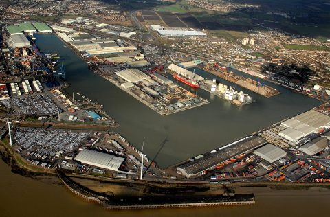 Image: courtesy Forth Ports