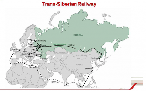 Image: Russian Railways