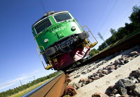 Image: courtesy Green Cargo