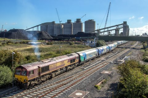 Image: courtesy Dave Enefer (via Network Rail)