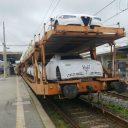 Mercitalia Rail, a freight forwarder on the railway to Europe. Photo credit: Mercitalia Rail