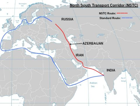 Initial North-South Transport Corridor (NSTC)