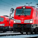 Vectron locomotive Siemens