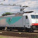 Traxx MS Locomotive. Photo credit: Alf van Beem