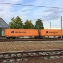 Freight train in Tilburg