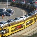 Rail freight train Renfe. Photo credit: Renfe