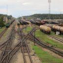 Latvian railway