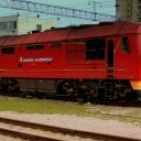 Lithuanian Railways locomotive