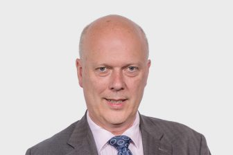 Chris Grayling. Source: UK government
