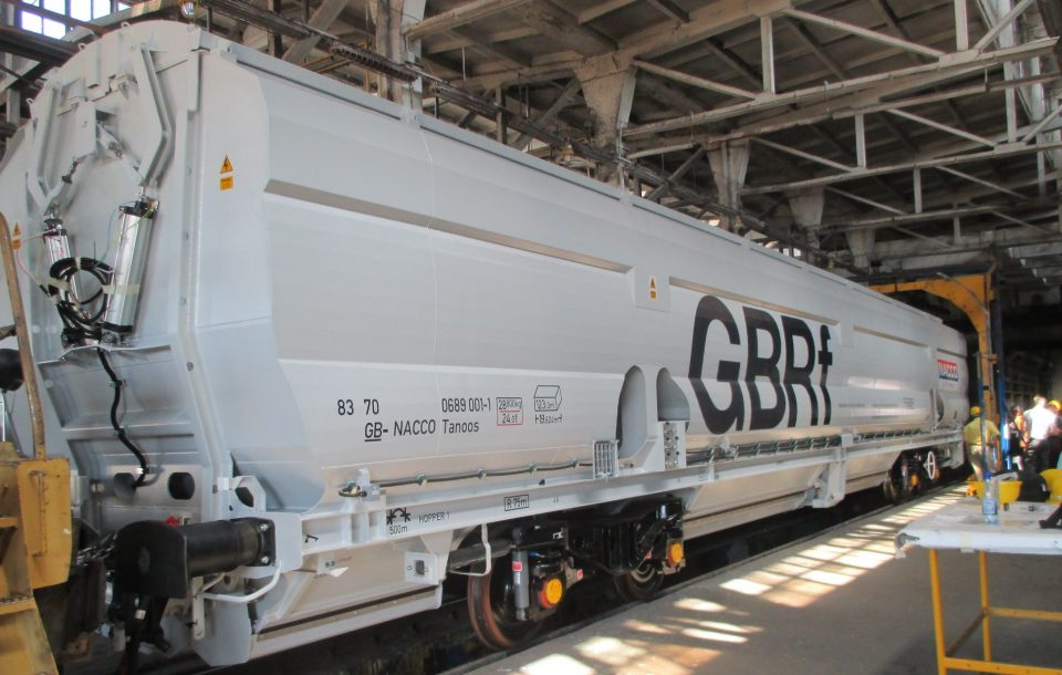G Wagon Lease >> New hoppers boost GBRf's biomass operations | RailFreight.com