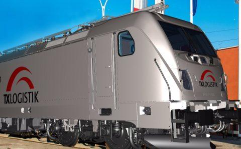 Bombardier TRAXX MS3 TXL