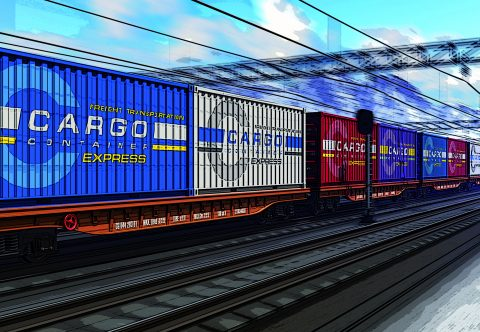 Silk Road Summit: 'Blockchain can be a game changer for rail freight