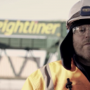 Image: Freightliner, film by Don Merrell
