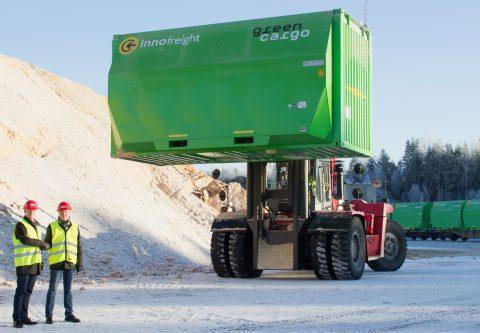 Image: Green Cargo