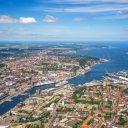 Port of Kiel aus der Luft Image: Tom Koerber/Port of Kiel
