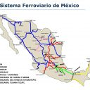 Mexican rail freight landscape