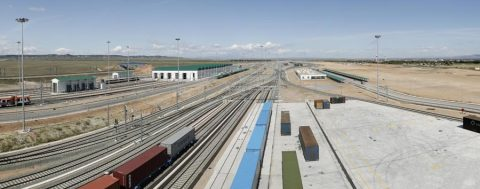 Rail in Spain, source: Adif