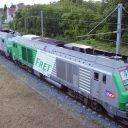 SNCF Fret train service in France. Photo: Wikimedia Commons
