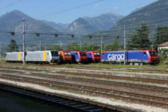 SBB cargo trains. Photo: Wikimedia Commons