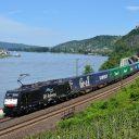 ERS Railways, rail freight operator