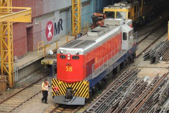 Locomotive in Hong Kong. Photo: Max Pixel