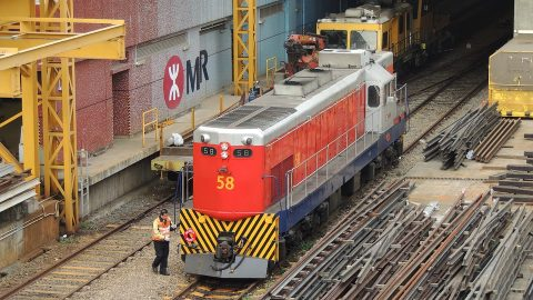 Locomotive in Hong Kong. Photo: Max Pixel