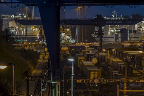 Lubeck Terminal. Photo: ECL