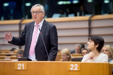 Jean Claude Junker European Commission