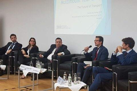 Panel discussion about the amendments to the Combined Transport Directive