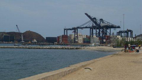 Port of Santa Marta. Photo: Wikimedia Commons