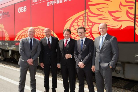 Rail Cargo Group (RCG) and DHL Global Forwarding