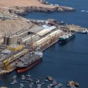 New port in Chancay. Photo: Bolivian Government