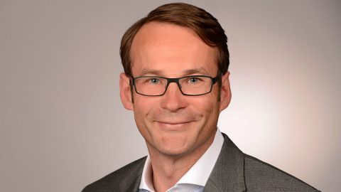 Eric Pfaffmann, Head of Customer Service Logistics & Head of IT Projects Sales at DB Cargo AG. Photo: DB Cargo