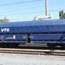 VTG railcar. Photo: Joost Bakker
