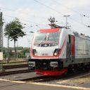 Bombardier Presents the New TRAXX 3 Locomotive Platform 1. Photo: Bombardier