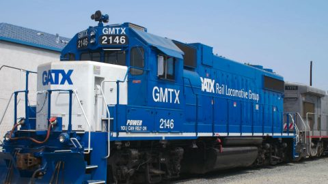 GATX locomotive. Photo: Wikipedia