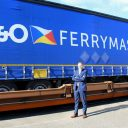 P&O Ferrymasters trailer. Photo: P&O Ferrymasters