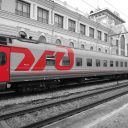 RZD passenger train. Photo: Pixabay