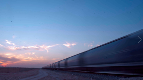 GCC Railway. Photo: Etihad Rail