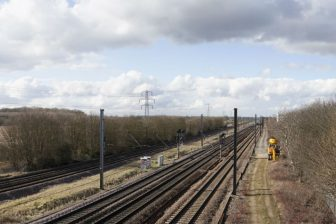 East Coast Main Line. Photo: Network Rail
