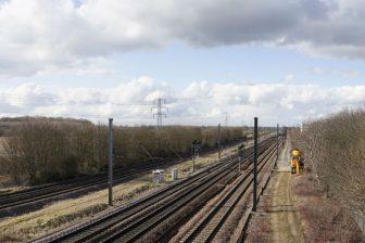 East Coast Main Line. Photo: Network Rail