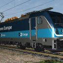 The Bombardier Traxx Multi-System Locomotive. Photo: Bombardier