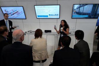 Innotrans presentation of digital brake testing