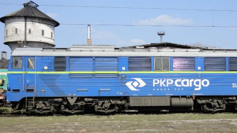 PKP Cargo locomotive. Photo: Wikimedia Commons